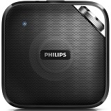 PHILIPS Speaker Bluetooth [BT2500B] - Black - Speaker Bluetooth & Wireless